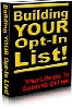 Thumbnail Building Your Opt-In List