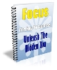 Thumbnail Focus: The Key To Success Unleash The Hidden You