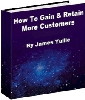 Thumbnail How to Gain and Retain More Customers