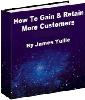 Thumbnail How to Gain and Retain More Customers