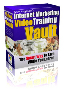 Pay for Internet Marketing Video Training Vault
