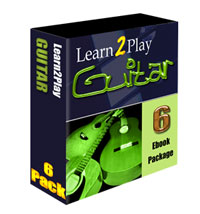 Pay for Learn to Play Guitar Ebook Package
