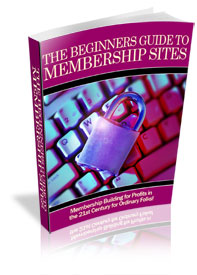 Pay for The Beginner's Guide To Membership Sites