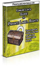 Pay for Private Label Rights