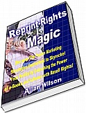Pay for Reprint Rights Magic