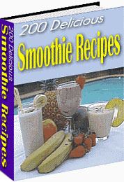 Pay for 200 Delicious Smoothie Recipes
