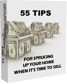Pay for 55 Tips for Sprucing Up Your Home