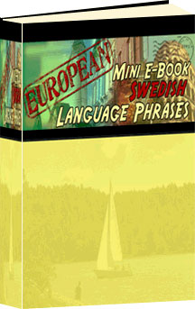 Pay for Swedish Phrase Mini-Ebook
