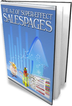 Pay for A-Z of Super-Effective Sales Pages