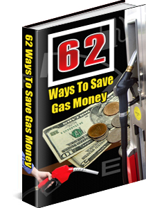 Pay for 62 Tips To Save Gas Money