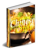 Pay for Chinese Cooking