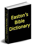 Pay for Easton's Bible Dictionary