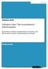 Thumbnail Schrekers Oper 'Die Gezeichneten' - Librettoanalyse