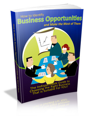 Pay for How To Identify Business Opportunities