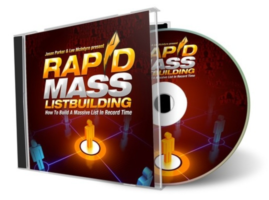 Pay for Rapid Mass Listbuilding