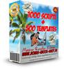 Thumbnail 1000 Scripte + 500 Templates + MRR Lizenz , Flash , Java