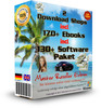 Thumbnail 2 Ebook Shops + 170 Ebooks + 130 Software Paket + MRR Lizenz