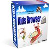 Thumbnail Kinderschutz Internet Software Kids Browser , deutsch