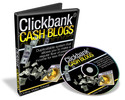 Thumbnail Clickbank Cash Blogs Video Tutorials + MRR License ,Reseller