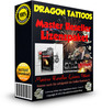 Thumbnail Drachen Dragon Tattoos Collection Edition Vorlagen + MRR