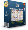 Thumbnail 35 Webshops / Portal + MRR Lizenz , Templates , Scripte ,NEU
