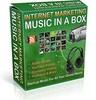Thumbnail Music in a Box V1 Lizenzfreie Musik-Clips + MRR Lizenz , NEU