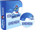 Thumbnail Turbo Video Genie + PLR Lizenz + Verkaufswebseite + PSD