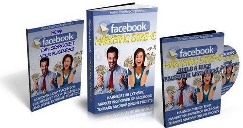 Pay for Facebook Marketing Extreme + MRR Lizenz , Ebook