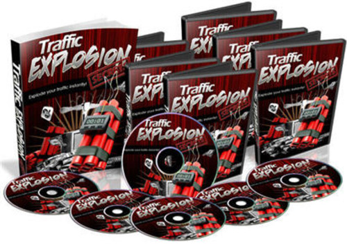 Pay for Traffic Explosion Video Secrets + Master Reseller License