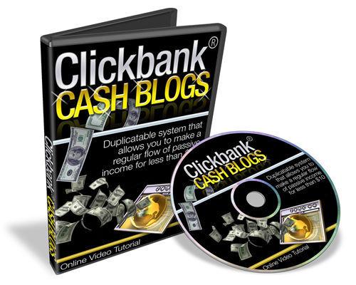 Pay for Clickbank Cash Blogs Video Tutorials + MRR License ,Reseller