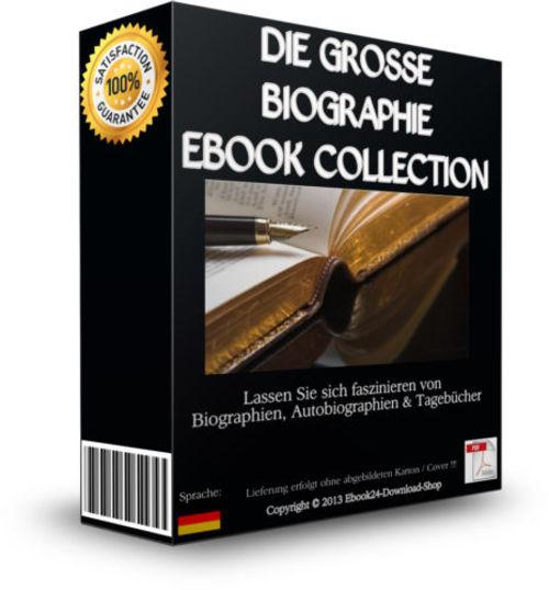 Pay for Biografien Biographie Ebook Collection Edition Sammlung Saga