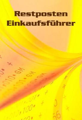 Pay for Restposten Einkaufsführer