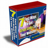 Thumbnail 7 Fast Ways to Get Great Links to Your Website (MRR)