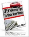Thumbnail 39 Success Tips To Make More Money