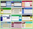 Thumbnail 55 Ready To Start Website Templates
