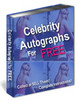 Thumbnail Celebrity Autographs For FREE