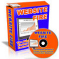 Thumbnail Website Fire (Master Private Label Rights included)