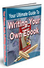 Thumbnail Your Ultimate Guide To Writing Your Own eBook (PLR)