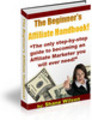 Thumbnail The Beginners Affiliate Handbook with Master Resale Rights