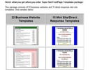 Thumbnail Adsense Super-Fast Templates (Master Resale Rights included)