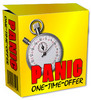 Thumbnail PANIC ONE TIME OFFER Software - master resale rights