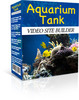 Thumbnail Aquarium Tank Video Site Builder with Master Resale Rights