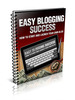 Thumbnail Easy Blogging Success