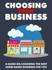 Thumbnail Choosing Your Business