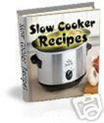 Pay for 250 SLOW COOKER RECIPES Easy Crockpot Cooking