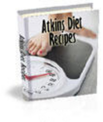 Pay for 1000 Atkins Diet Recipes