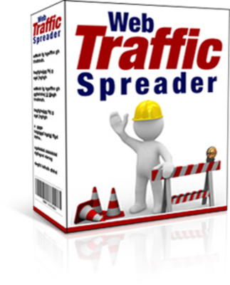Pay for Web Traffic Spreader (Master Resale Rights included)
