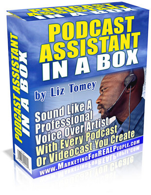 Pay for Podcast Assistant In A Box (MRR)