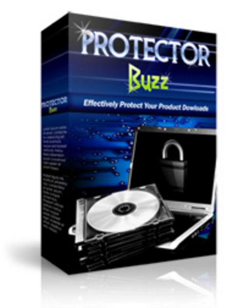 Pay for Protector Buzz (includes Master Resale Rights)