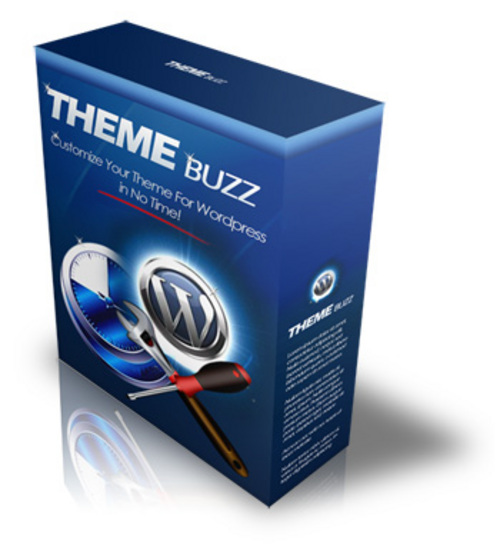 Pay for Theme Buzz (includes Master Resale Rights)